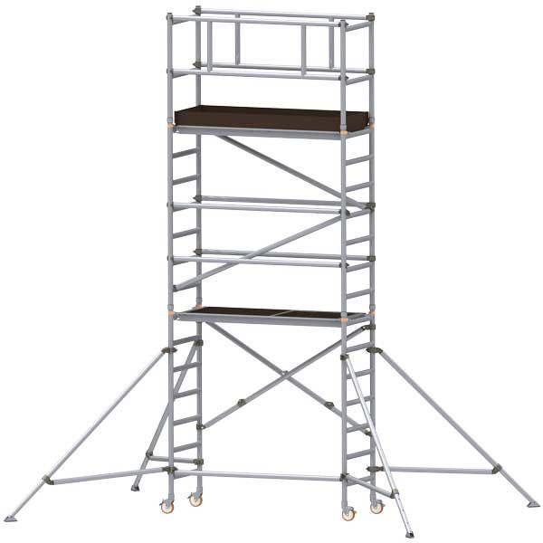 GDA300 Trade Scaffold Tower 3.6Metres