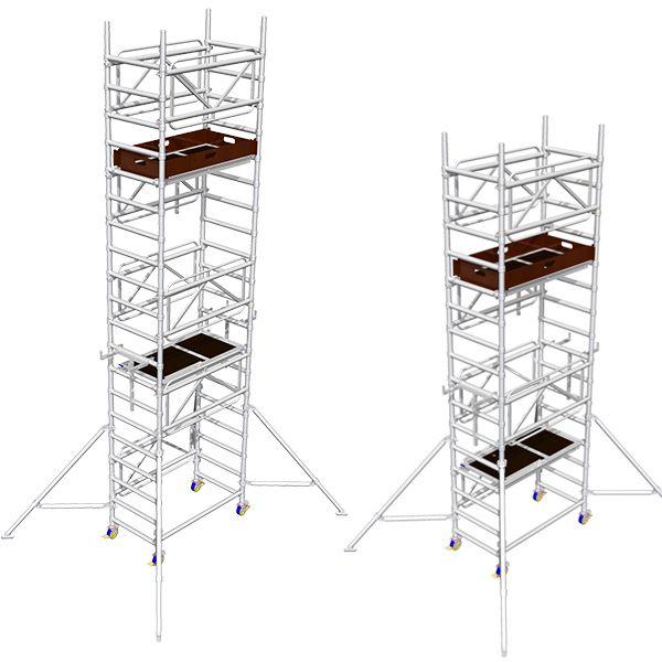GDA400 Self Build Scaffold Tower