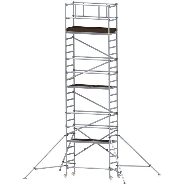 GDA300 Mobile Aluminium Trade Scaffolding Tower 5.4M