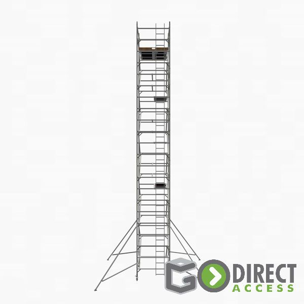 GDA500-DW Mobile Scaffold Tower-10M platform height (12M working height)