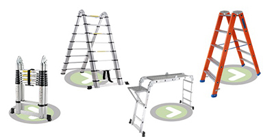 Choosing the right ladder for your job